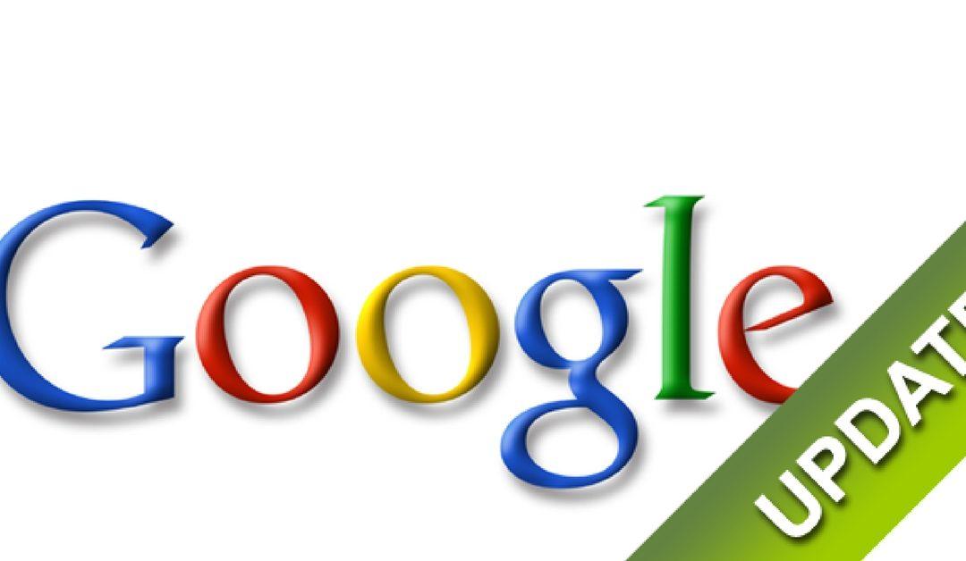 Aggiornamento algoritmi di google?